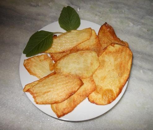 Batata frita é o nosso petisco de circo da vez.