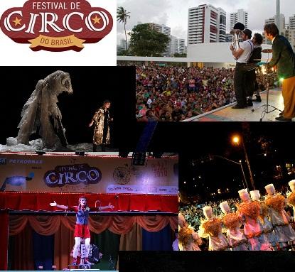 Abertas as inscrições para o 9º Festival de Circo do Brasil