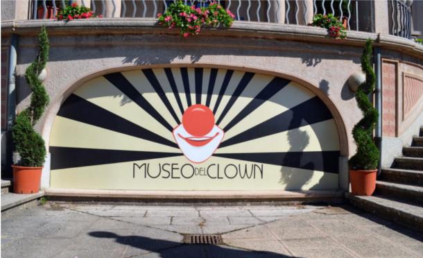 """""""Museu do Clown"""" é inaugurado na Itália"""