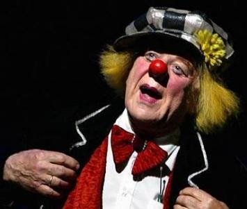 Circo perde Popov: o palhaço dos palhaços