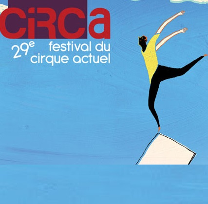 Festival Circa: centro do circo contemporâneo