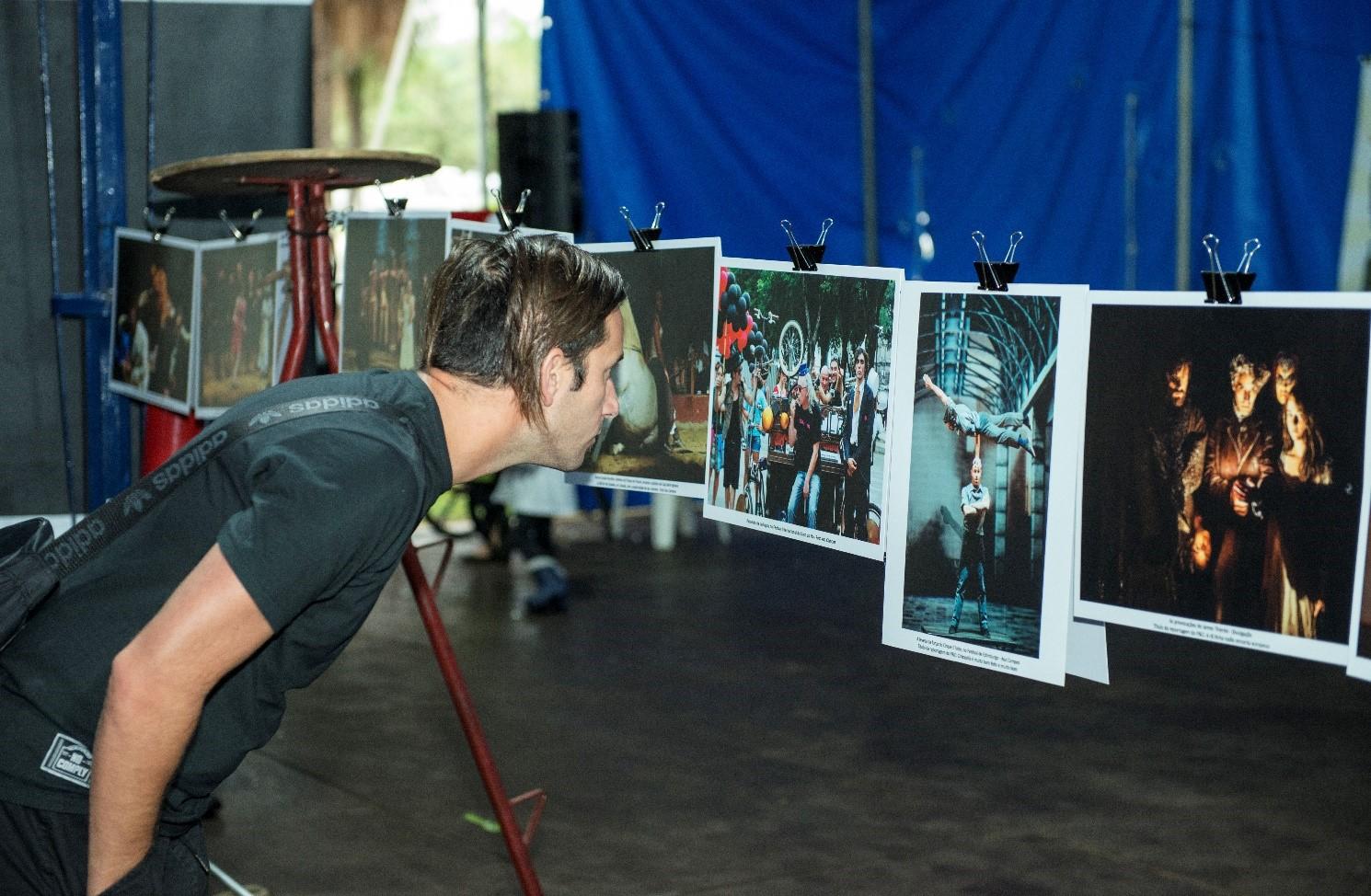 Panis & Circus participa com mostra fotográfica do Festival Internacional de Circo em São Paulo que promove interatividade e renova votos de vida longa à arte circense