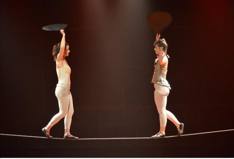 A Mulher do Circo celebra evolução da arte feminina