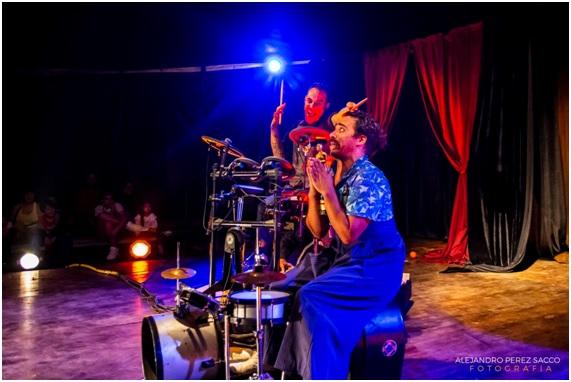 Circo MIGRA: centro cultural itinerante