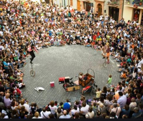 Festival de Mirabilia cresce e renasce