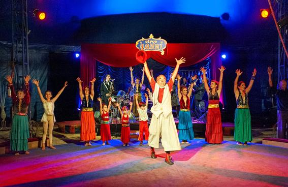 Artistas lançam campanha para manter recém-inaugurado espaço cultural do Circo Zanni em SP; veja como manter este sonho vivo