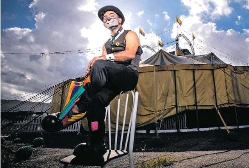 Salve o Circo afetado pela pandemia, destaca Estadão