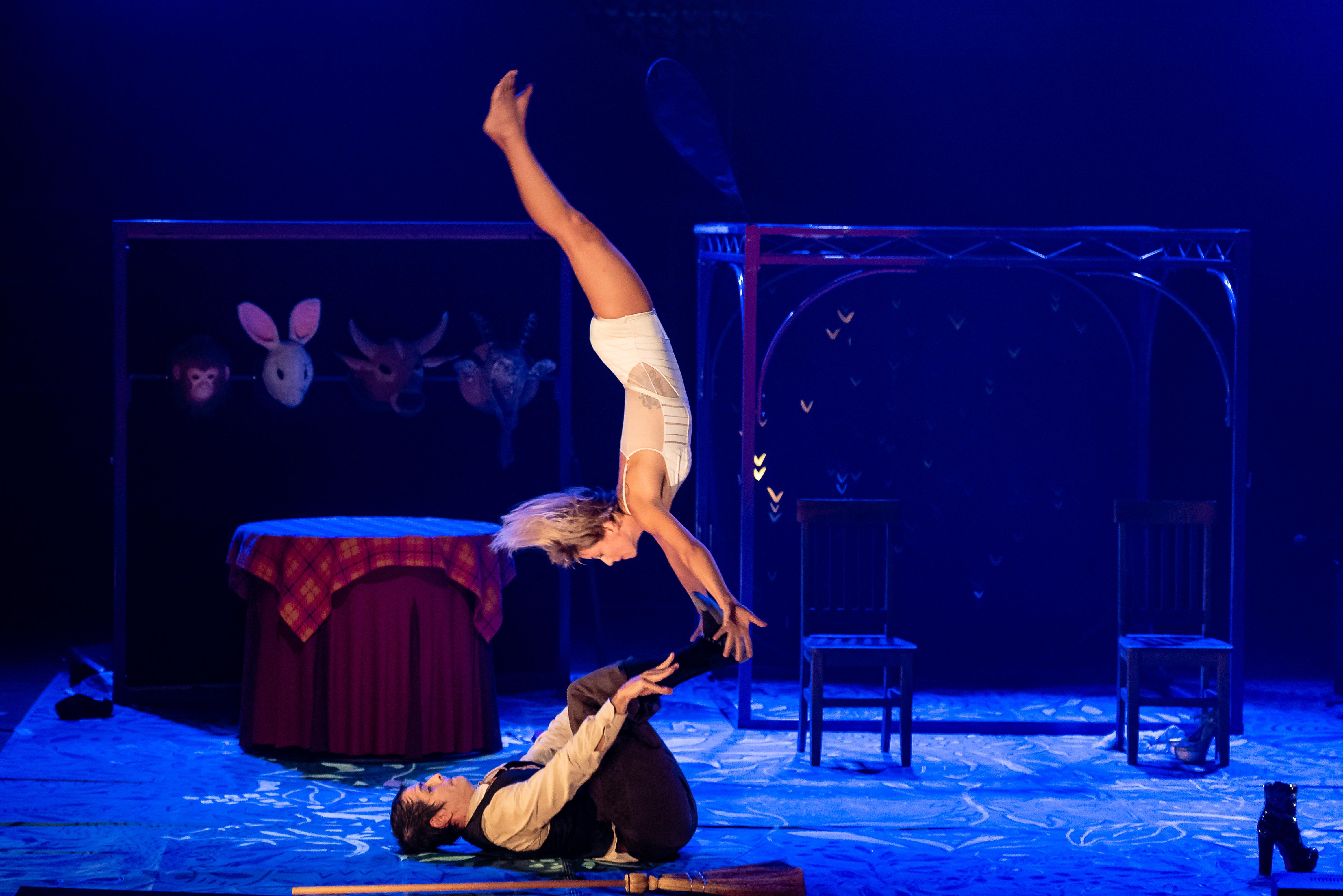 Está no ar o 6º Festival Internacional Sesc de Circo,  que vai até 4/9 e é totalmente on line. São 50 atividades, entre elas 11 espetáculos, 9 deles gravados ao vivo, e transmitidos pelo canal Youtube do Sesc.